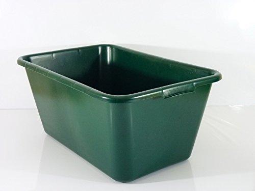 Kerbl Wasserbehälter für Schubkarre 80 Liter mobiler Wassertank Transport Wasser