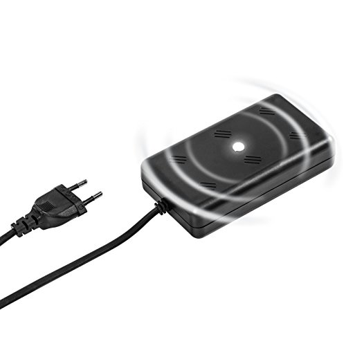 isotronic marderschreck blitz mit licht led blitzlichtfunktion ultraschall f r haus garage und. Black Bedroom Furniture Sets. Home Design Ideas